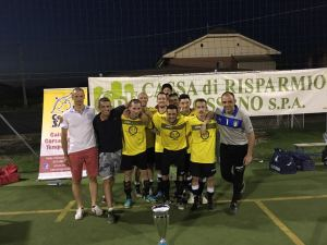 1° classificata GF autoriparazioni